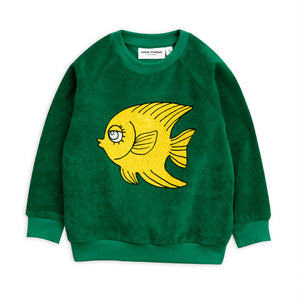 Fish Terry Sweatshirt