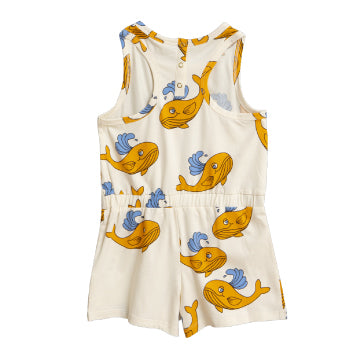 Whale Playsuit