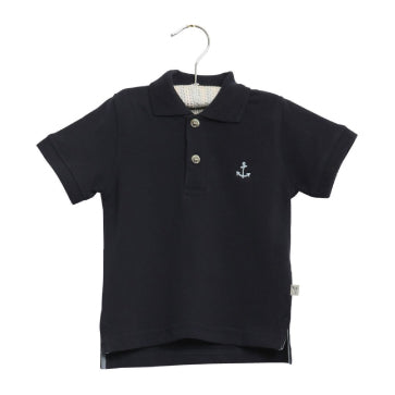 Anchor Short Sleeve Polo