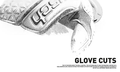 Goalkeeper Glove Cuts