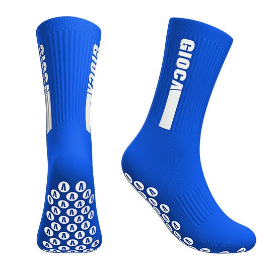 Gioca Grip Socks- Royal