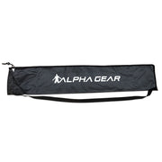 Alpha 2-Piece Spring Loaded Agility Poles- 4 Pack