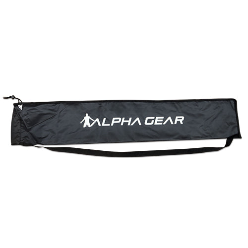 Alpha 2-Piece Agility Poles- 4 Pack
