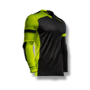 Storelli Exoshield Gladiator Goalkeeper Jersey- Black/Volt