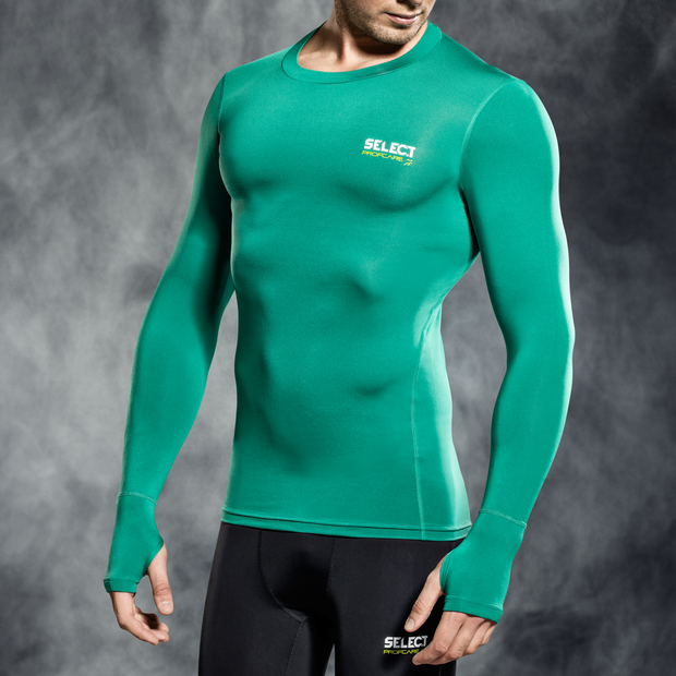 Select Compression Top- Green