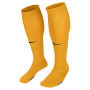 Nike Classic II Cushion Socks- Gold