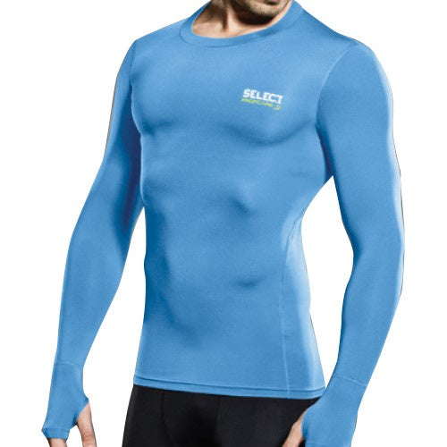 Select Compression Top- Sky