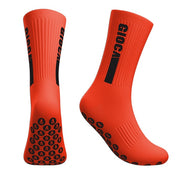 Gioca Grip Socks- Orange