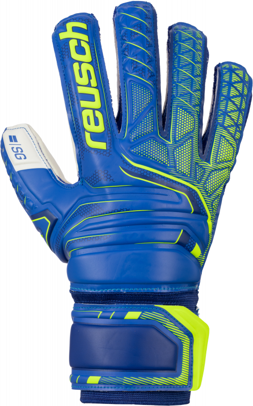 Reusch Attrakt SG Finger Support Goalkeeper Gloves