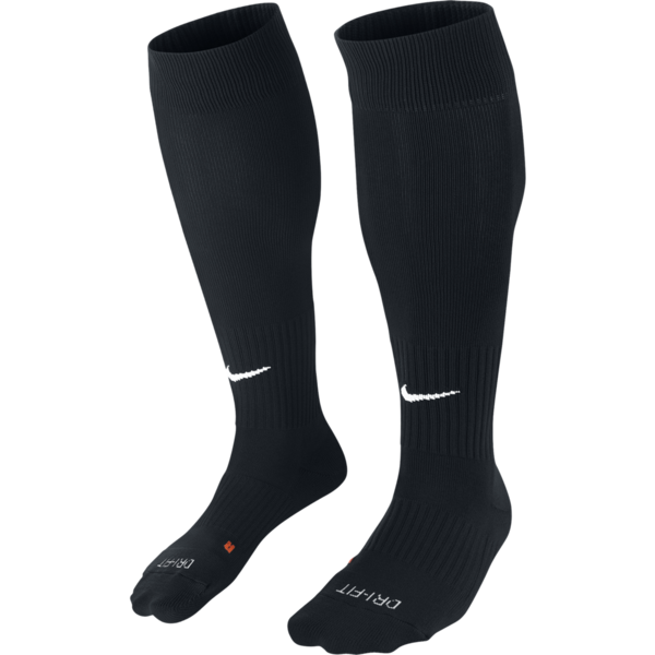 Nike Classic II Cushion Socks- Black
