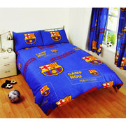 Barcelona Patch Double Bed Set