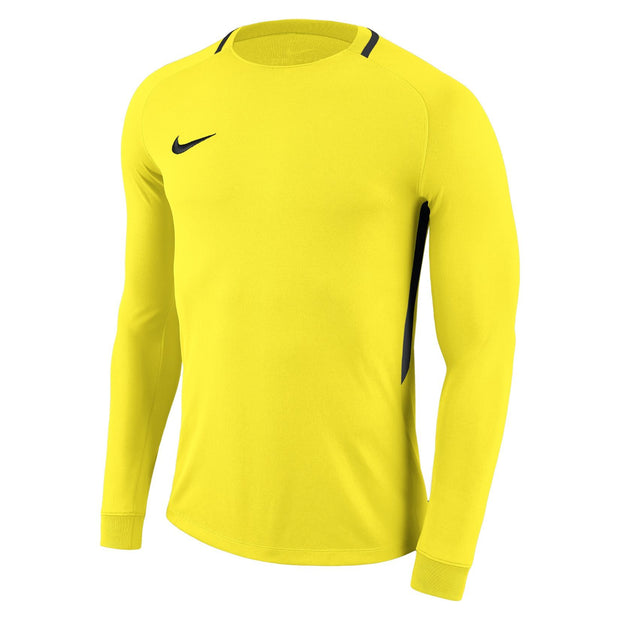 Nike Park III Goalkeeper Shirt- Yellow