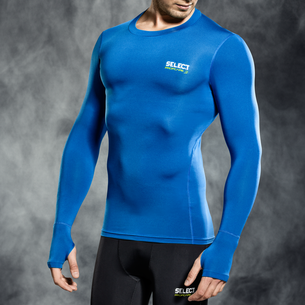 Select Compression Top- Royal