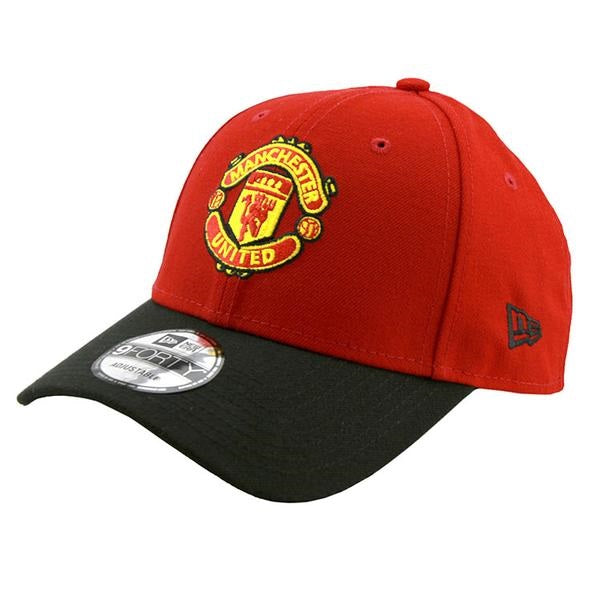 Manchester United New Era Cap- Red/Black