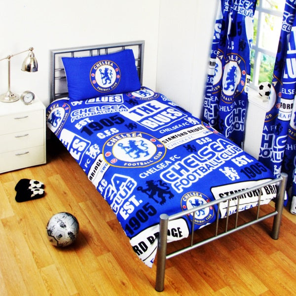 Chelsea Patch Single Bed Set