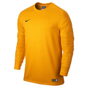 Nike Goalkeeper Shirt- Gold- YOUTH