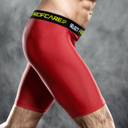 Select Compression Short- Red