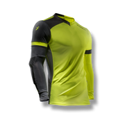 Storelli ExoShield Gladiator Goalkeeper Jersey- Volt/Black