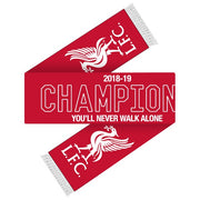 Liverpool Champions Scarf