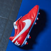 Nike Premier 2.0 FG Boots- Red/White