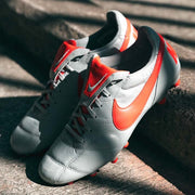 Nike Premier 2.0 FG Boots- Grey/Red
