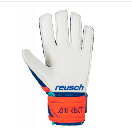 Reusch Attrakt SD Goalkeeper Gloves- JUNIOR- Orange