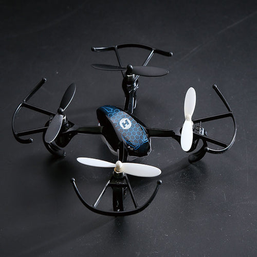 Holy Stone Predator Mini RC Helicopter Drone 2.4Ghz 6-Axis Gyro 4 Channels Quadcopter Good Choice for Drone Training