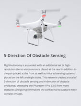 DJI PHANTOM 4 PRO V2.0 Camera Drone with OcuSync Video Transmission System 4K HD Video RC FPV Quadcopter Original In Stock
