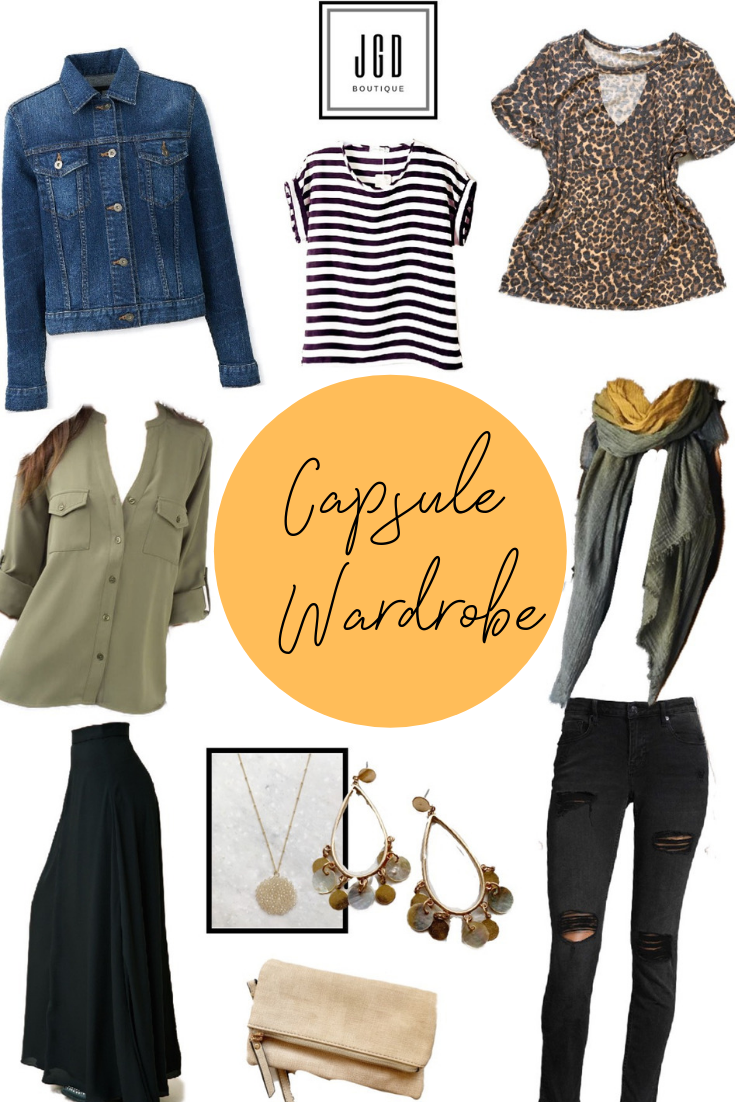 Capsule Wardrobe Boutique Plus Size