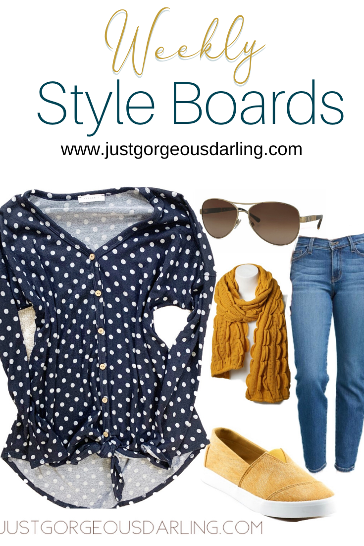 Style Boards for New Arrivals | November 20, 2019