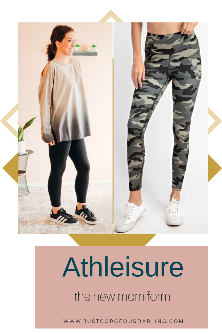 Athleisure: The New Mom Uniform