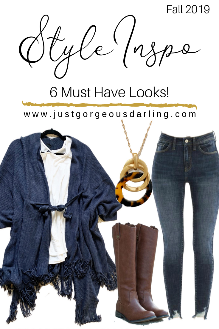 Fall Outfit Ideas featuring our New Arrivals! (10/14/19)