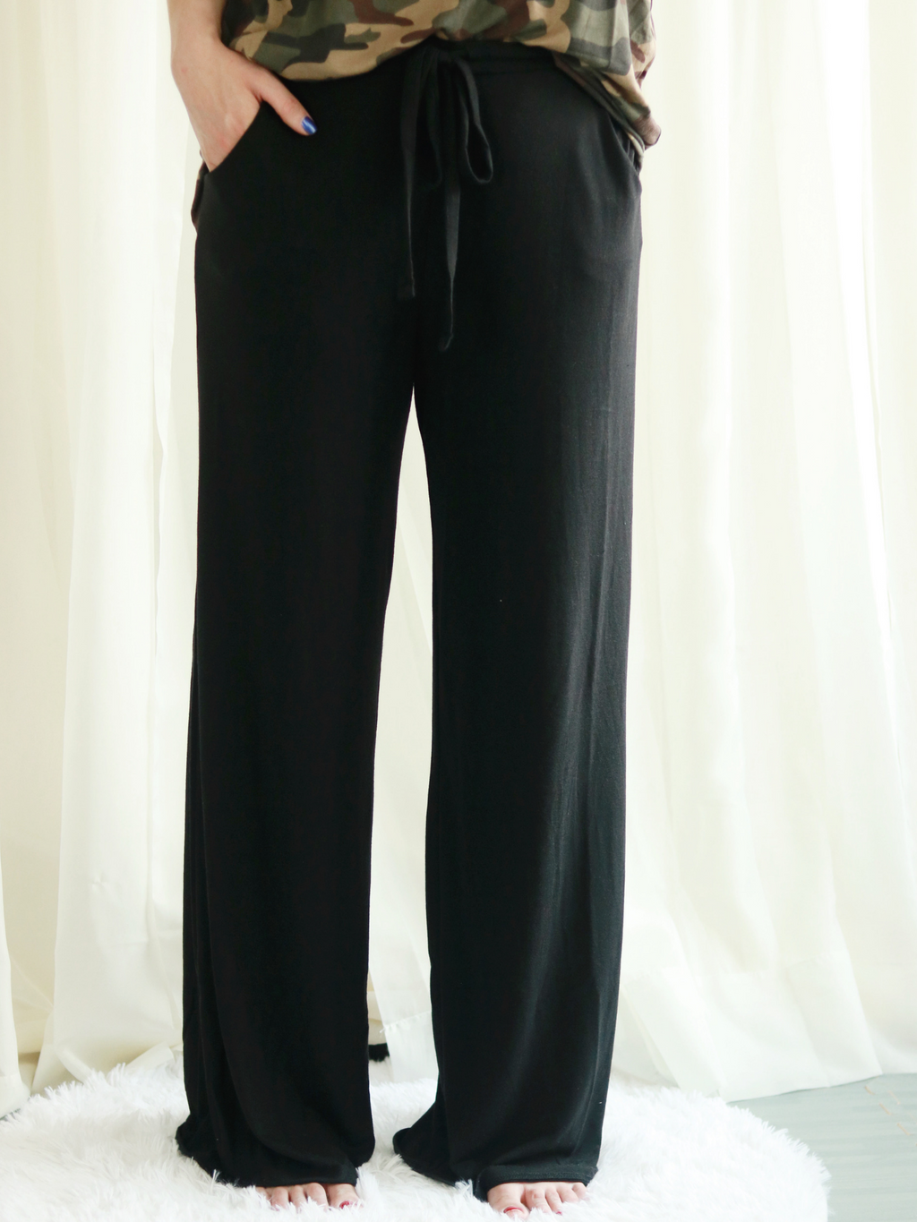 Sunday Lounge Pants | Black