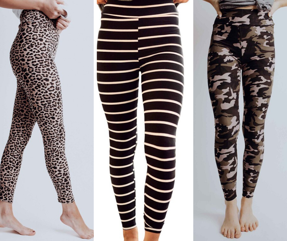Pre-Order Live In Leggings | Prints