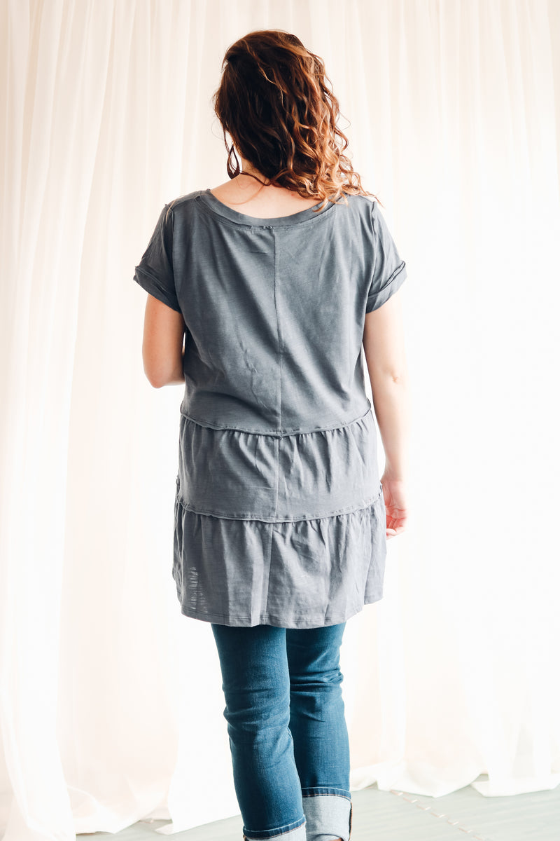 Daphne Top | Blue Ash