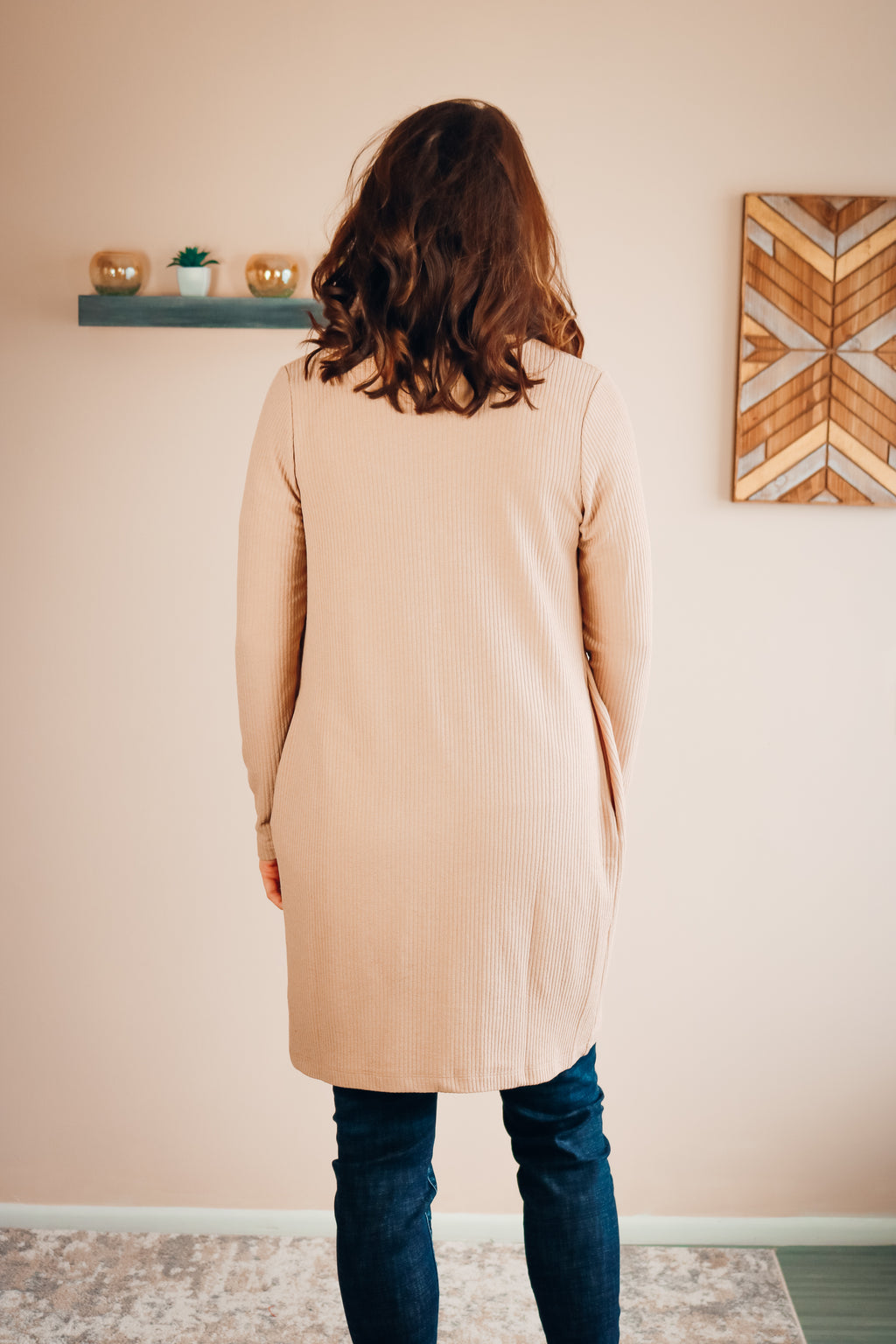 Willa Cardigan | Beige