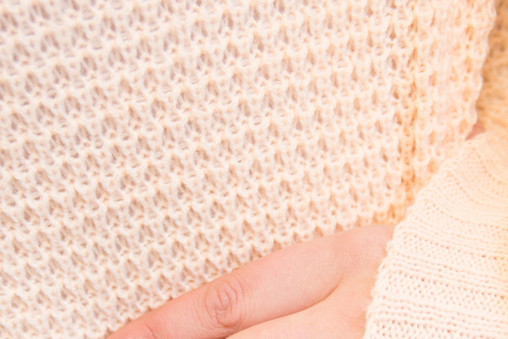 Harris Sweater | Peach