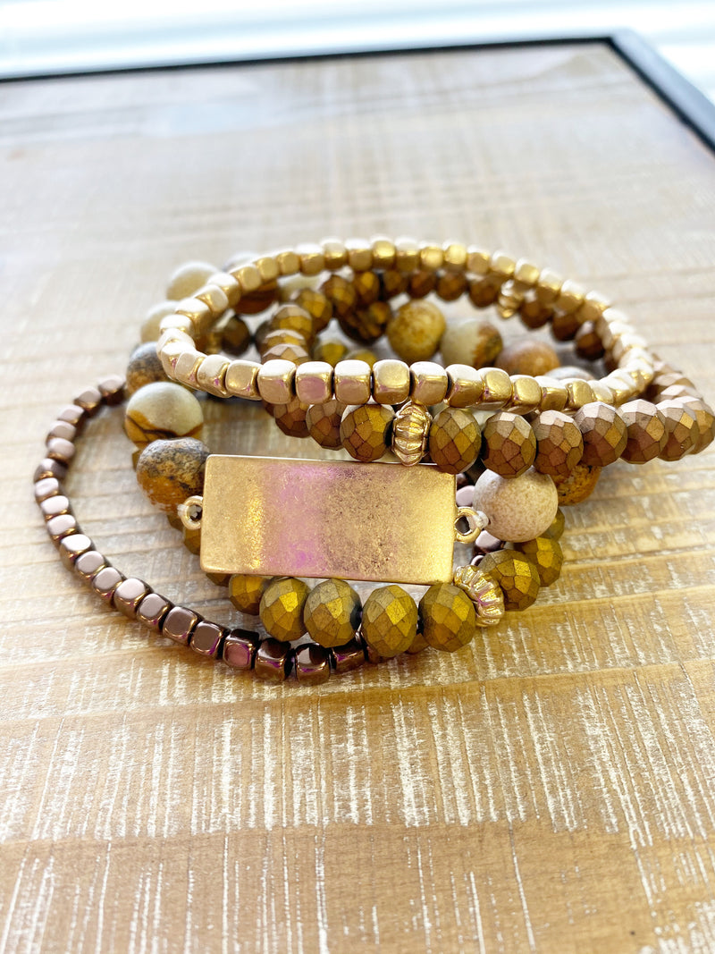 Luxe Stack | Natural