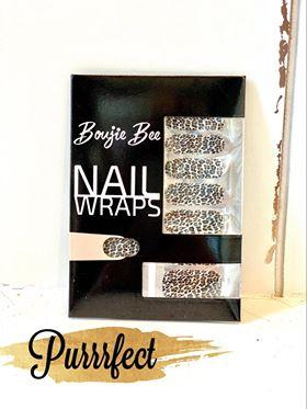 Nail Wraps | Purrrfect