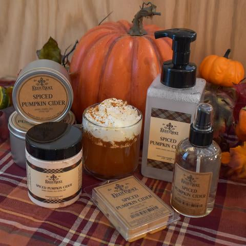 PREORDER: Dixie Grace Fall Candle Collection