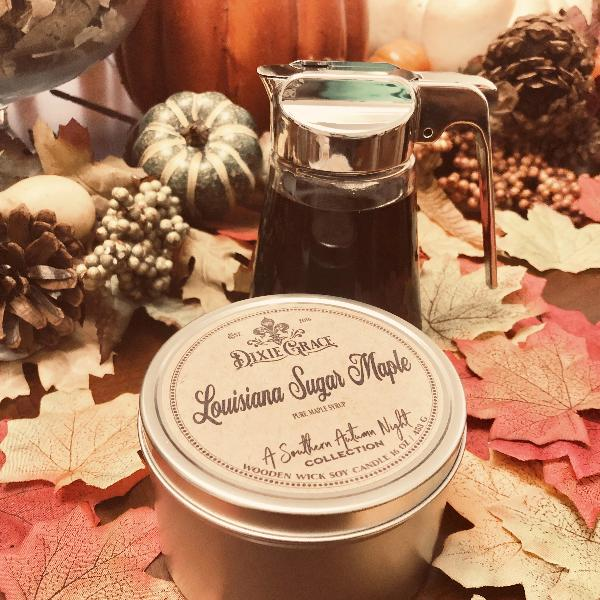 Dixie Grace Candles | Autumn Nights Collection