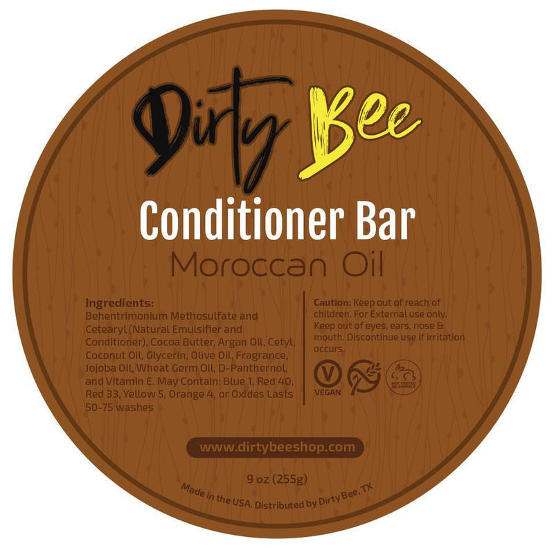 Dirty Bee Conditioner Bars (+ Scents)