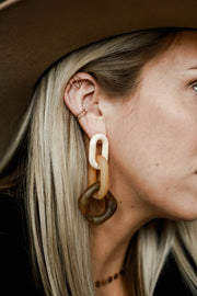 Alley-Hoop Earrings - Welles & Company