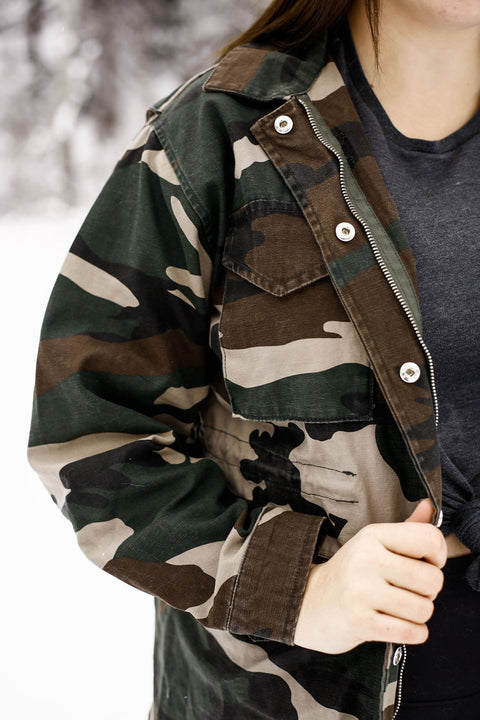Cadet Kelly Jacket - Welles & Company
