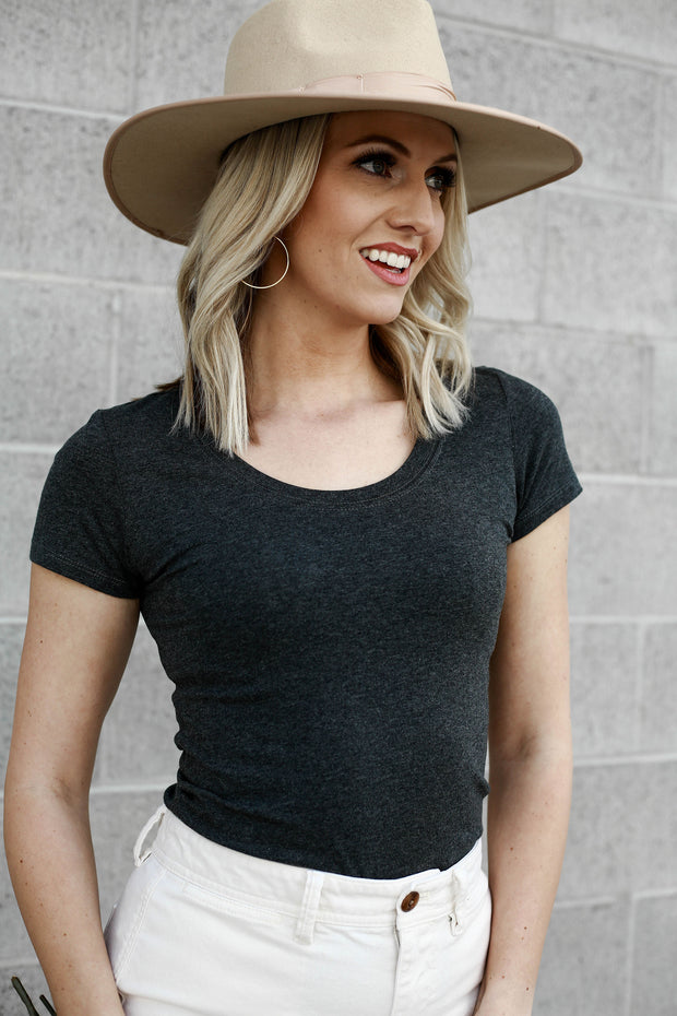 Plain Jane Tee - Welles & Company