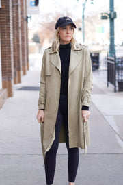 The Nick Trench Coat - Welles and Company
