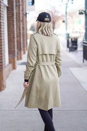 The Nick Trench Coat - Welles & Company
