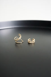 Cleopatra Cuffs (Set of 2) - Welles and Company