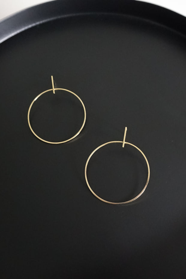 Circles Malone Earrings