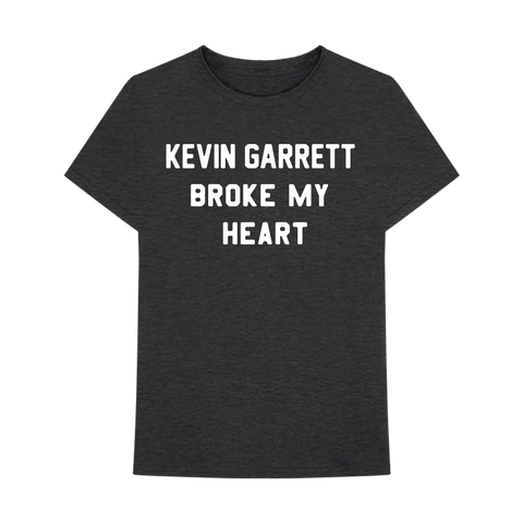 KEVIN GARRETT BROKE MY HEART T-SHIRT + DIGITAL ALBUM